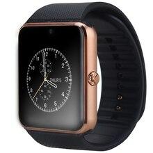 Symrun Neueste Billig Smart Uhr Bluetooth Telefon smartwatch gt 08
