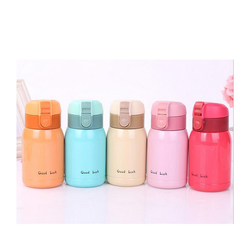 HOT SALE 200ML mini Coffee vacuum flasks thermos Stainless steel drink water bottle termos termo cups