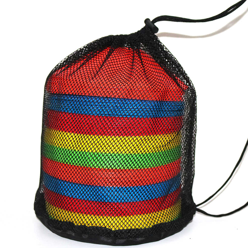شبكة من النيلون كرة السلة حقيبة في الهواء الطلق الرياضة الراحة تحمل شبكة كرة القدم كرة قدم الصلبة صافي حقيبة