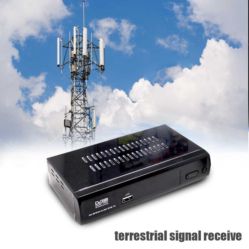 Vmade Newes full HD DVB T2 M2 цифровой эфирный приемник H.264/MPEG-2/4 YouTube с HD ТВ компьютерной приставки к телевизору мультимедиа плеер