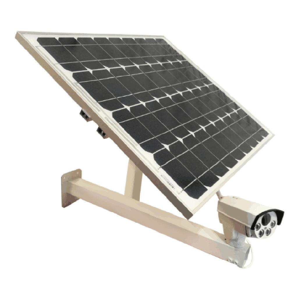4G PTZ Solar Camera