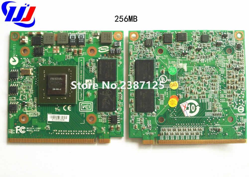 ل c إيه أسباير 7520G 4520G 7720G 5920G 5520G سلسلة محمول nV id ia غيفورسي 8400 8400M GS MXM II DDR2 256MB VGA الرسومات