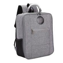 Прочный рюкзак сумка портативный Дорожный чемодан ударопрочный Сумка для хранения Коробка для Xiaomi A3 камера Дрон аксессуары