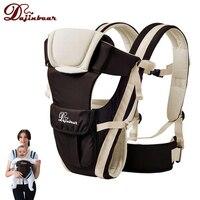 Dajinbear 2016 Baby Backpack Carrier Ergonomic Baby Sling Breathable 4 Positions Front Facing Kangaroo Horizontal Infant