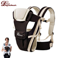 Dajinbear 2016 Baby Backpack Carrier Ergonomic Baby Sling Breathable 4 Positions Front Facing Kangaroo Horizontal Infant Wrap