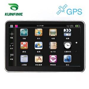 5 Inch Win CE 6.0 Car GPS Navi