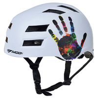 MOON Top Quality Cycling Helmet In Mold Bicycle Helmet Ultralight Mountain Road MTB Bike Helmet 52