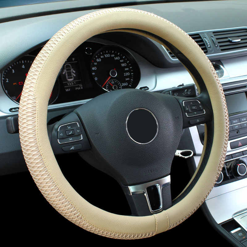 Araba kaymaz direksiyon kılıfı oto aksesuarları kapakları benz mercedes w110 w114 w115 w123 t123 w124 t124 w210 c e sınıfı