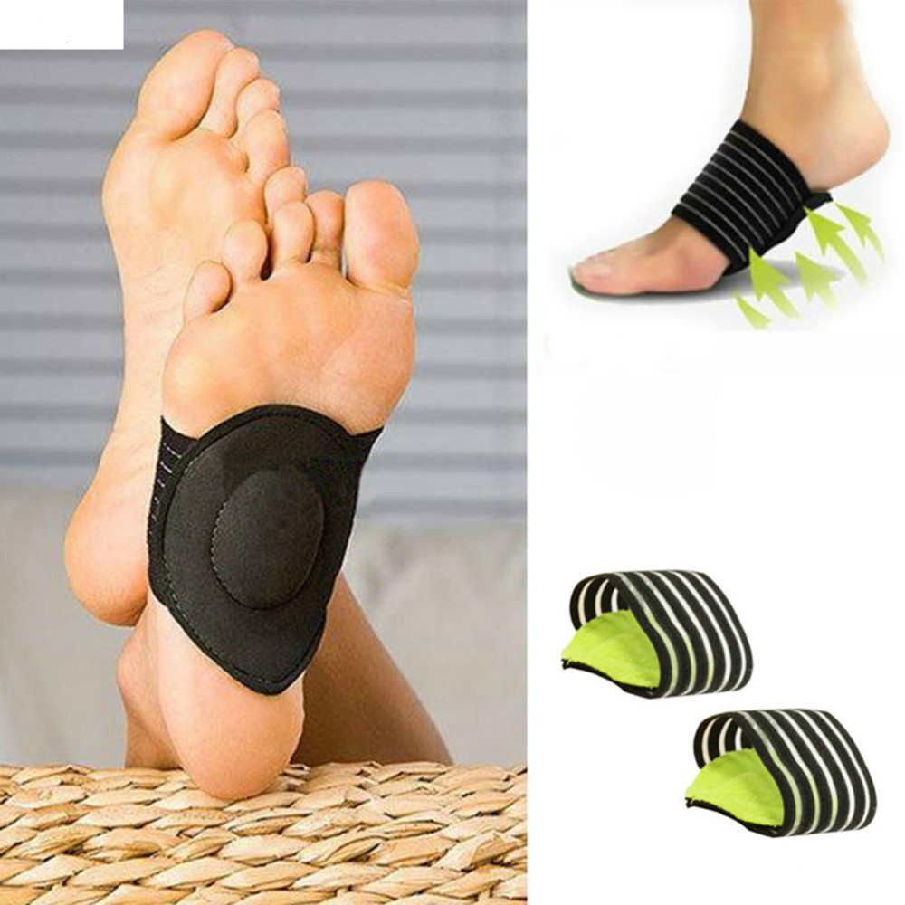 Beauty & Health 1 Pair Foot Protector Reduce Heel Arch Ball Of Foot Knee Hip And Lower Back Pain Foot Cushioned Insole Foot Care Tools