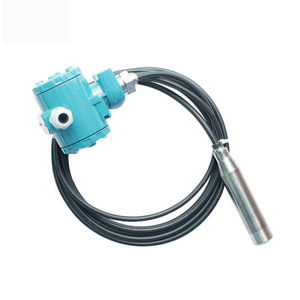 Image 2 - 4 20mA Ebene Sender Elektrische Immersion Hydrostatische Flüssigkeit Level Sensor Instrument/Investition Typ Level Control WLI100