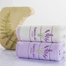 Полотенце для лица, высококачественные Банные Полотенца 70x140 см, вышитые мягкие хлопковые полотенца для взрослых, комплект полотенец из 3 предметов