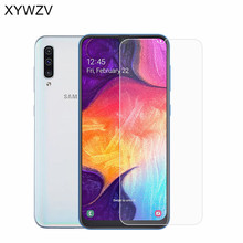 2PCS Protector Glass For Samsung Galaxy A50 Screen Tempered Film