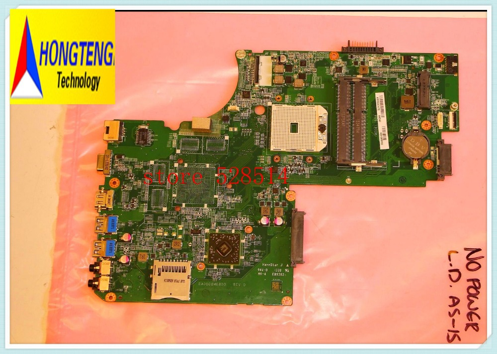 FOR Toshiba Satellite L75D L75D-A L75D-A7288 Motherboard A000243670 DA0BD8MB8D0   fully tested