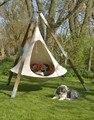 UFO Form Tipi Baum Hängenden Schaukel Stuhl Für Kinder & Erwachsene Indoor Outdoor Hängematte Zelt Hamaca Terrasse Möbel