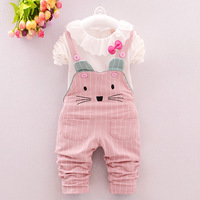 Boys Clothing Sets Children S Overalls Trousers Long Sleeved T Shirt Full Set Of Twin Children