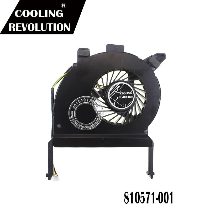 Original Cooling Fan For HP EliteDesk 800 G2 810571-001 FB08013M12SPA CT:AFAXC1AYZ543SC