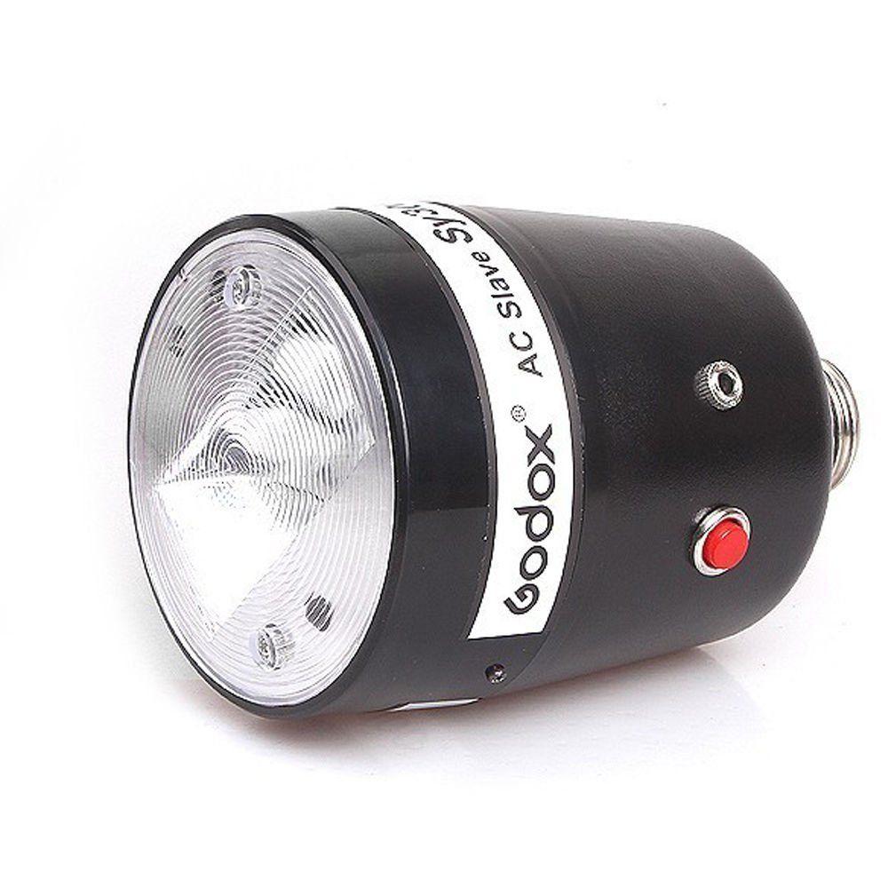 Godox SY3000 Studio E27 Screw AC Slave Flash Strobe Light Bulb 220V 230V спортинвентарь nike чехол для iphone 6 на руку nike vapor flash arm band 2 0 n rn 50 078 os