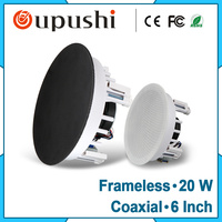 20 W Coaxial Horn Ceiling Speaker Loudspeaker For Public Broadcasting System Background Music