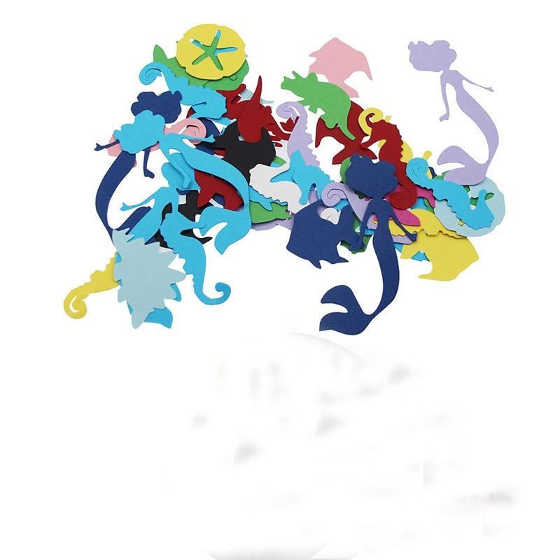 mermaid party plates HTB1paD.imfD8KJjSszhq6zIJFXas