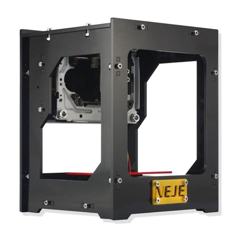 NEJE DK-BL 405nm 1500mW DIY Engraver Printer Laser-Engraving Machine Bluetooth USB Laser Engraver Printer Machine Printing Tools