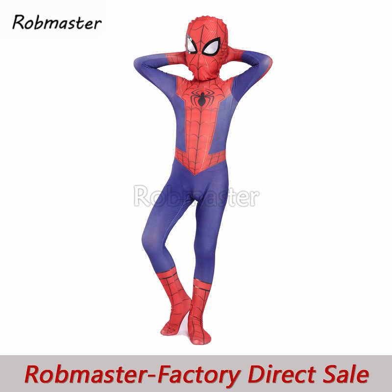 Halloween Cosplay Zentai Suit Adult Kid Superhero Costume Full Bodysuit