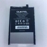 Батареи мобильного телефона OUKITEL K3 Аккумулятор 6000 мАч длительным временем ожидания Высокая емкость OUKITEL мобильных аксессуаров