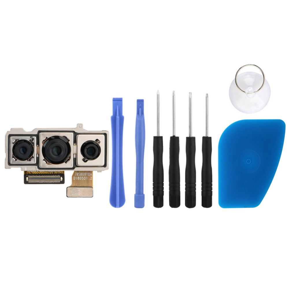 YeeSite Original Rear Back Camera For Huawei P20 Pro Big Main Camera Module Replacement Replacement Part With Open Tools Newest