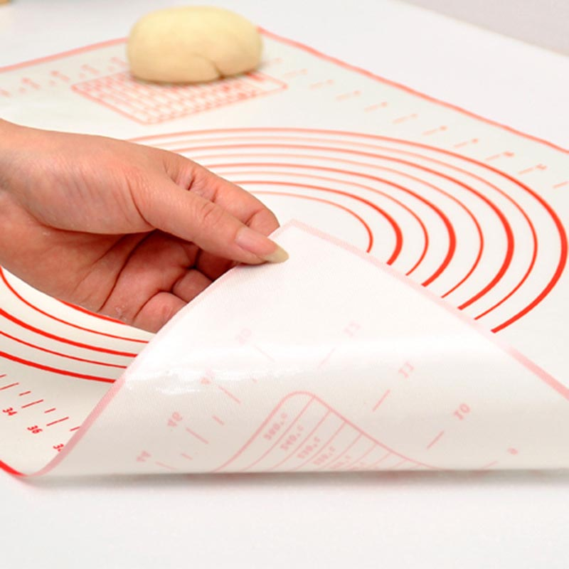 Non Stick Silicone Baking Mat Bakeware Accessories For Dough Pastry Cake Baking Tools Bakery Product & Kitchen Gadgets 26*29cm