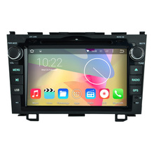 Quad Core 1024*600 Android 5.1 Car Radio For Honda CRV CR-V 2006 2007 2008 2009 2010 2011 DVD GPS Navigation System Mirror Link