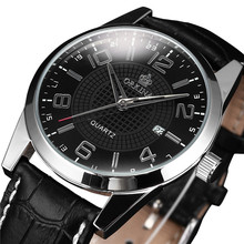 Wristwatche MG. ORKINA Wrist Watch for Men Japan Movement Stainless Steel Case Q