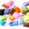 12 Colors Colored Cclay Fimo Polymer Clay Modeling Baked Playdough With Free Tools For Children Educational Kids Toys