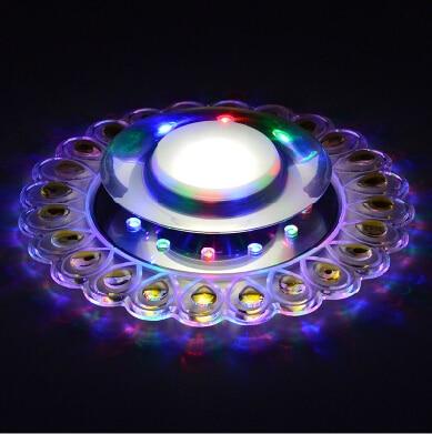 νέα 2014 3W 5W σύγχρονα φώτα οροφής - Εσωτερικός φωτισμός - Φωτογραφία 4