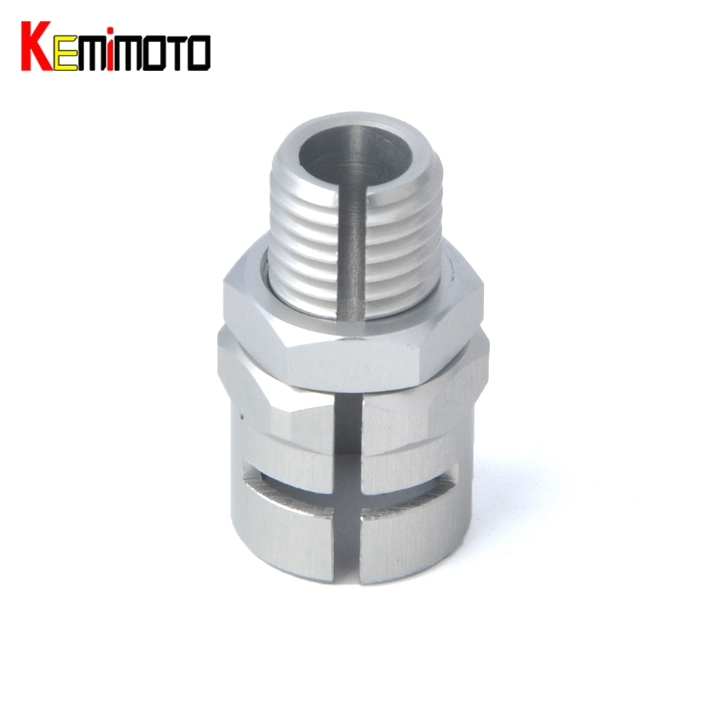 KEMiMOTO Finger Throttle Bolt Adapter For SEA DOO PWC 2 Stroke For Non Di Models All Year Personal Watercraft All 2-Stroke