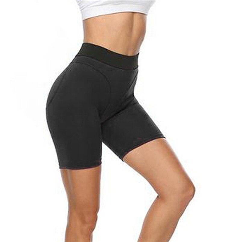 Sport Accessories Women Sexy Yoga Leggings High Waist Slim Solid Short Leggings Sport Fitness Short Sport 40MY24 (12)