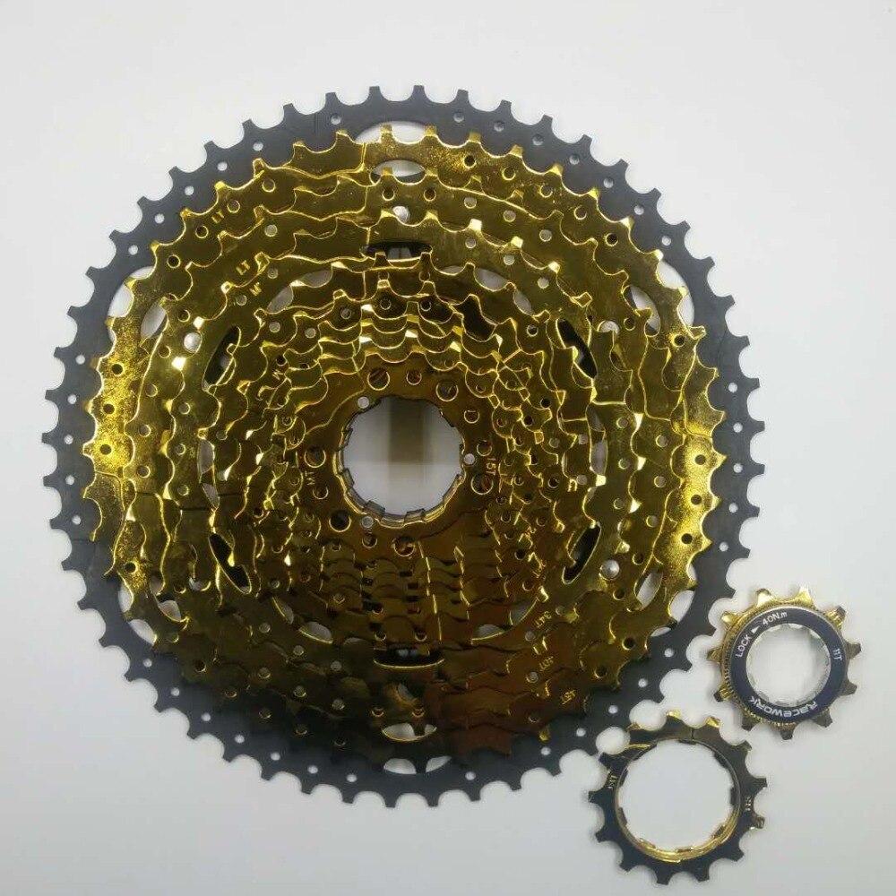 NOUVEAU 12 vitesse 11-52 T vélo de montagne vtt cassette 12 S 52 T vélo volant Pas Cher 52 T cassette Pour shimano sunrace Large Ratio BMX