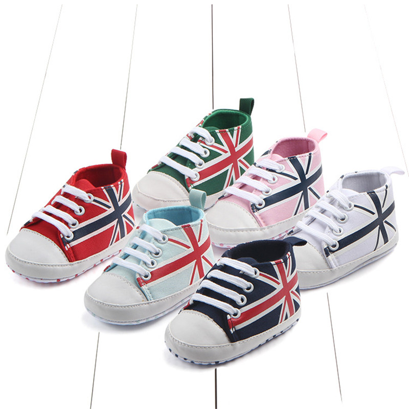 New Canvas Sport Baby Shoes Newborn Boys Girls First Walkers Infantil Toddler Soft Sole Prewalker Sneakers For 0-18M 2018 new fashion sneakers newborn baby crib shoes boys girls infant toddler soft sole first walkers baby shoes