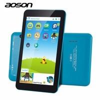 AOSON 7 M753 S3 16GB ROM 1GB RAM Quad Core Tablet Pcs Android 6 0 1024
