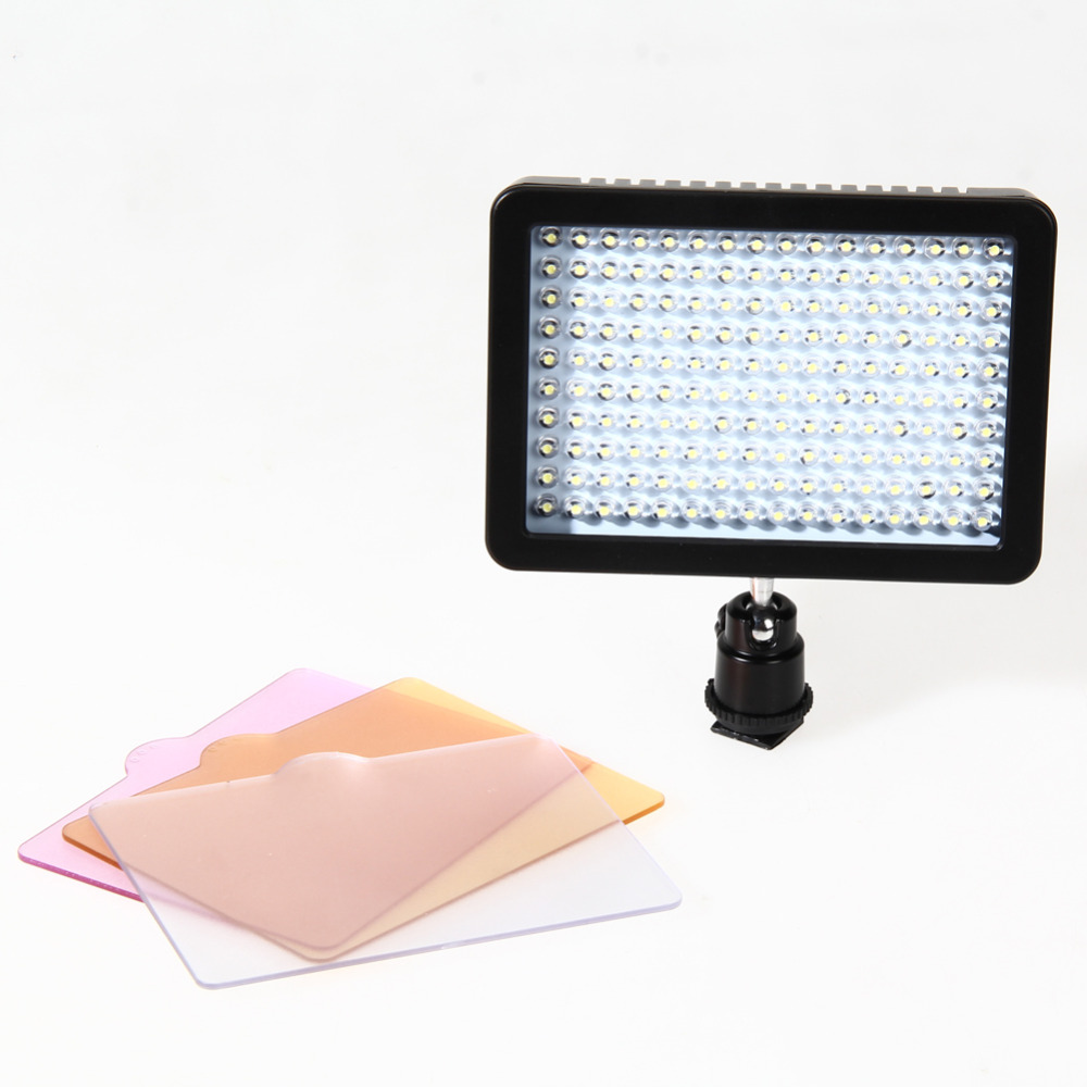 60 LED Photo Video Light Camera Flash Strobe Lamp for Canon Nikon Sony Video Camcorder DV Lamp Light Camera