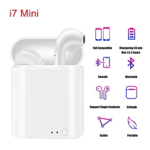 i7 TWS Mini Wireless Bluetooth