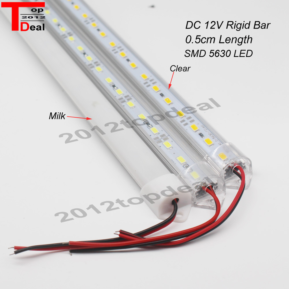 5 Stücke 50 cm DC12V SMD 5630/5730 LED Starre Led streifen Bar Licht ...