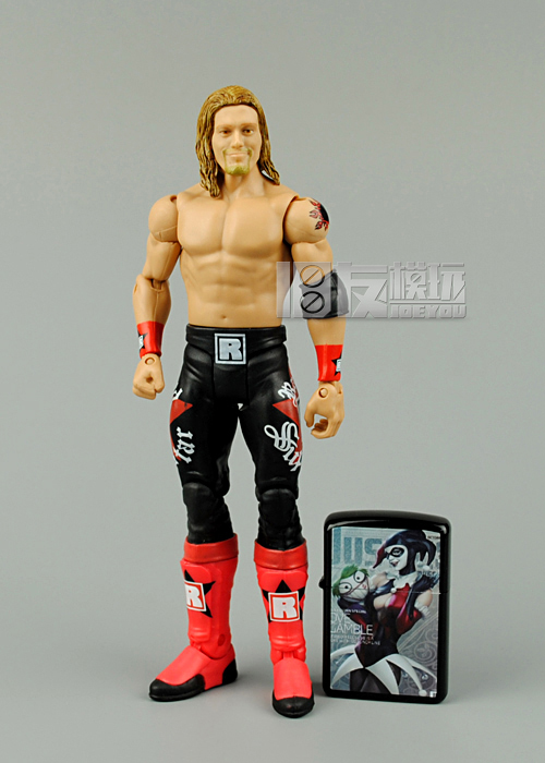 18CM High Quality Classic Toy Super Movable Wrestler occupation wrestling Adam Joseph Copeland Fighter action figure Toys