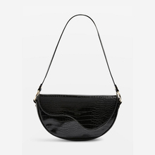 Saddle Semicircle Bags For Women Female 2019 New Wave Fashion Mini Wide Shoulder Bag Handbag PU