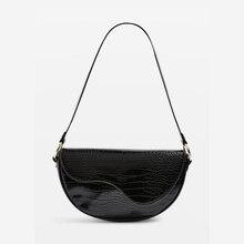 Saddle Semicircle Handbag