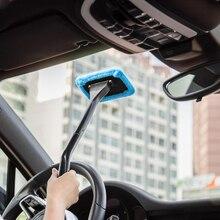 Ferramenta de limpeza automotiva, escova para limpeza automotiva, para ford focus 2 3 hyundai solaris i35 i25 mazda 2 3 6 CX 5 acessórios automotivos,