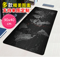 Big Size 90x40 cm Rubber mouse pad computer game gaming tablet mouse pad with edge locking Free Shipping