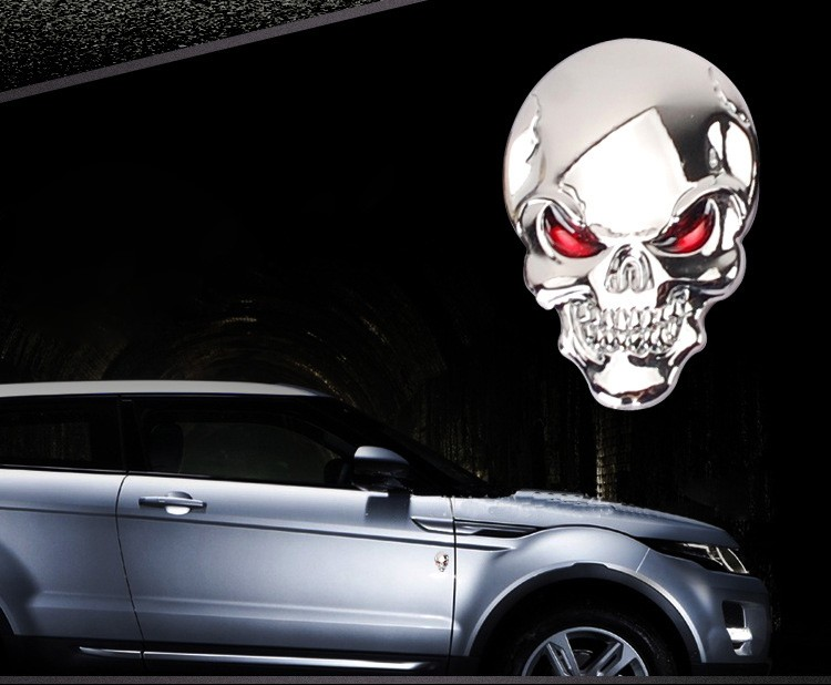 Cool 3D car accessories sticker styling