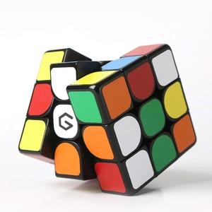 Image 2 - Youpin cubo magnético Giiker M3 3x3x3, cubo mágico cuadrado de Color vivo, rompecabezas de Ciencia, Educación no funciona con la aplicación Giiker