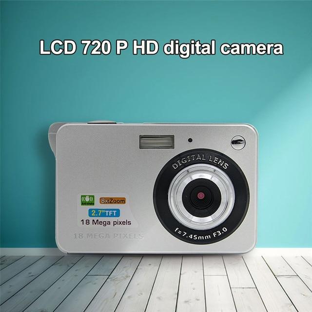 18 Mega Pixels 3.0MP CMOS sensor 2.7 inch TFT LCD Screen HD 720P Digital Camera #02