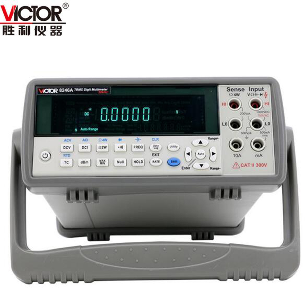 VICTOR VC8246A Bench Type Digital Multimeter
