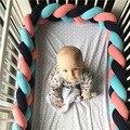 Подушка-коса с узлом для новорожденных  1 м/2 м/3 м